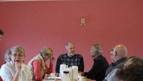 Formiddagscafe i Hampen (torsdag)