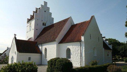 Eftermiddagsgudstjeneste i Lundby og foredrag af Karen Johansson om Lundby kirke