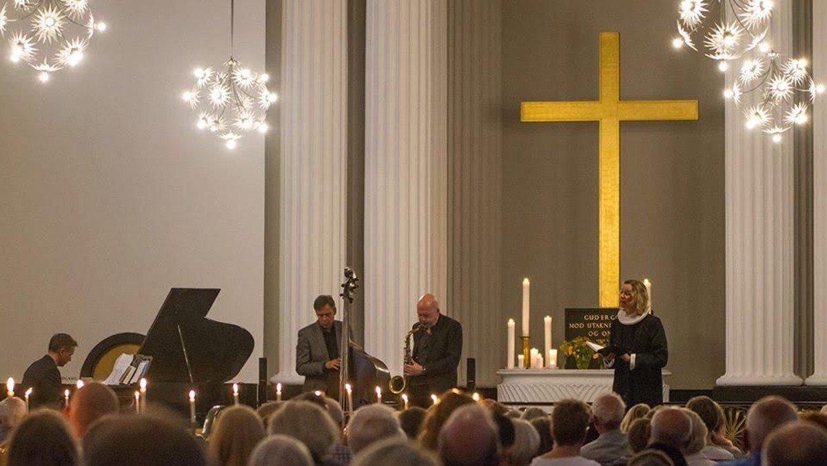 Aarhus Jazzfestival: Jazzgudstjeneste