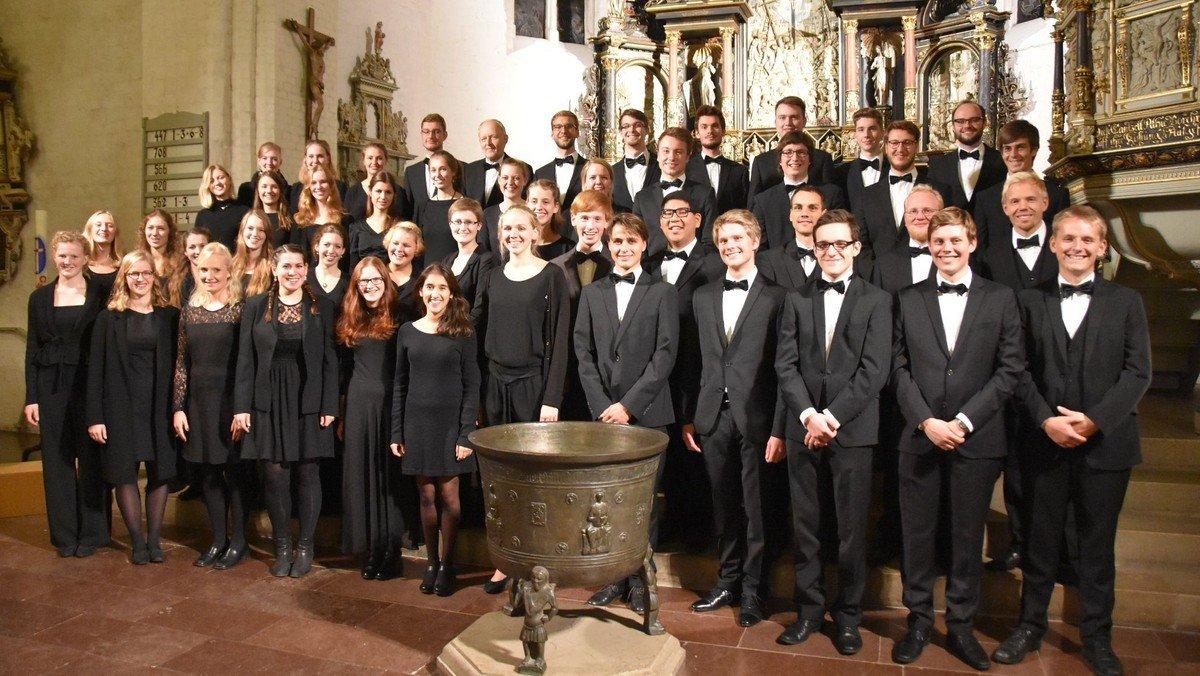 Konzert des Landesjugendchores