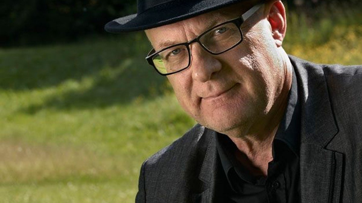 """Højskoleeftermiddag med Erik Lindsø om Benny Andersen - """"Livet er ikke det værste, man har."""""""