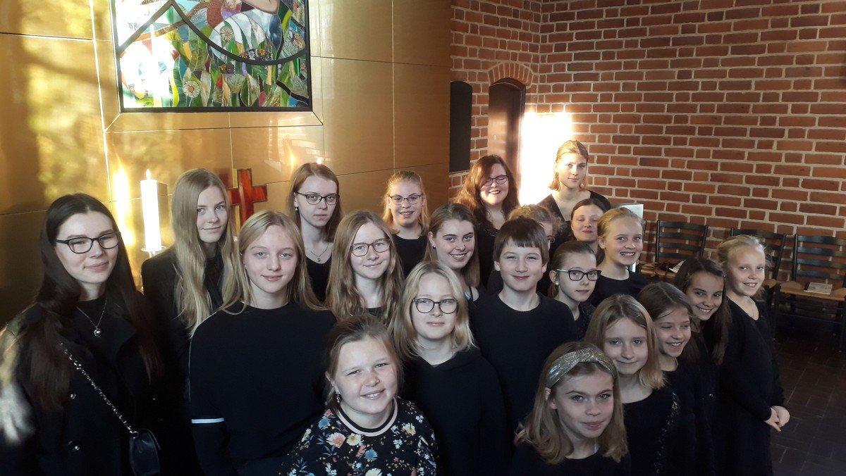 """VFK & Vennerne: """"Jubel-matiné"""" -  Cantica korenes sommerkoncert"""