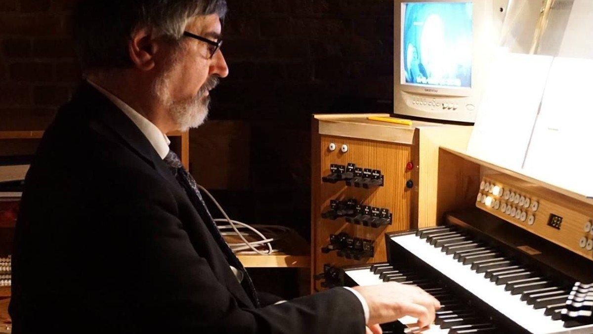 """VFK & Vennerne: """"Orgel favoritter på Frobenius'en"""" - Kevin Laplante, orgel"""