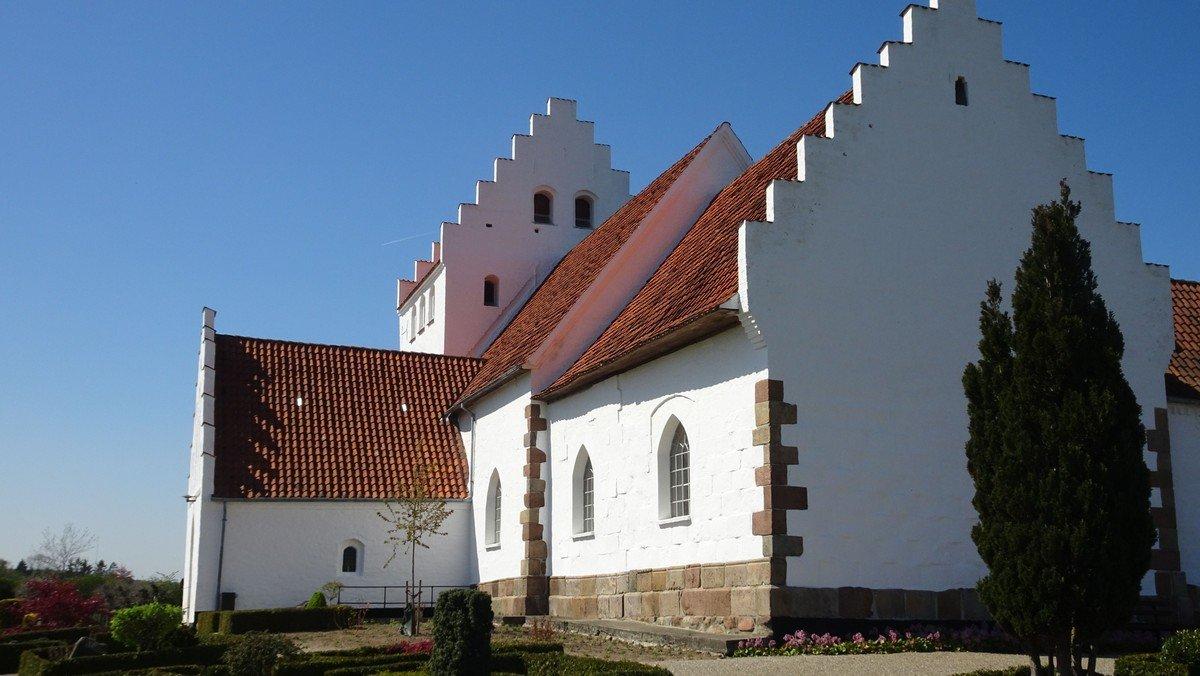 Konfirmation Gudbjerg