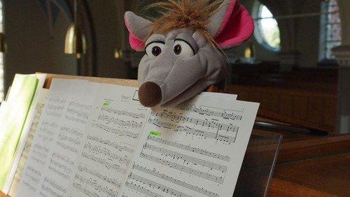 Orgelband Konzert für Kinder
