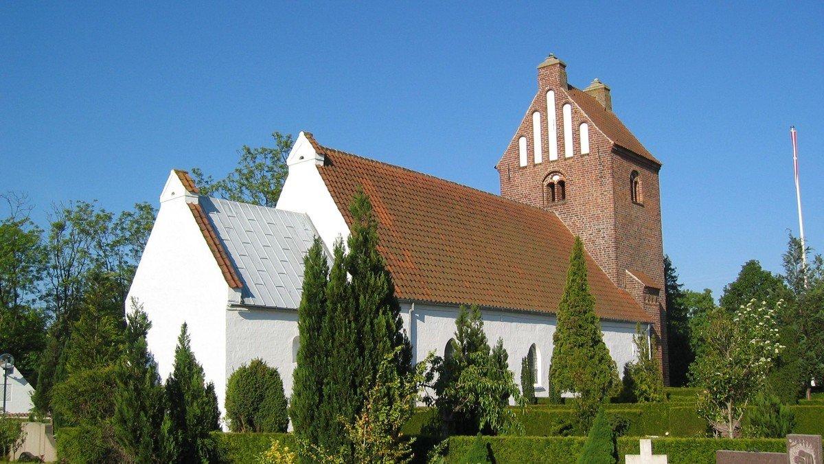 Fælles gudstjeneste i Tune Kirke