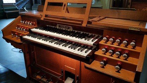 Fyraftensmusik med DKDM-orgelstuderende