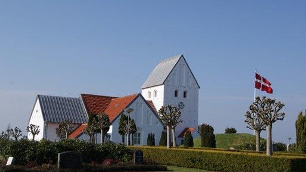 Gudstjeneste i Timring kirke