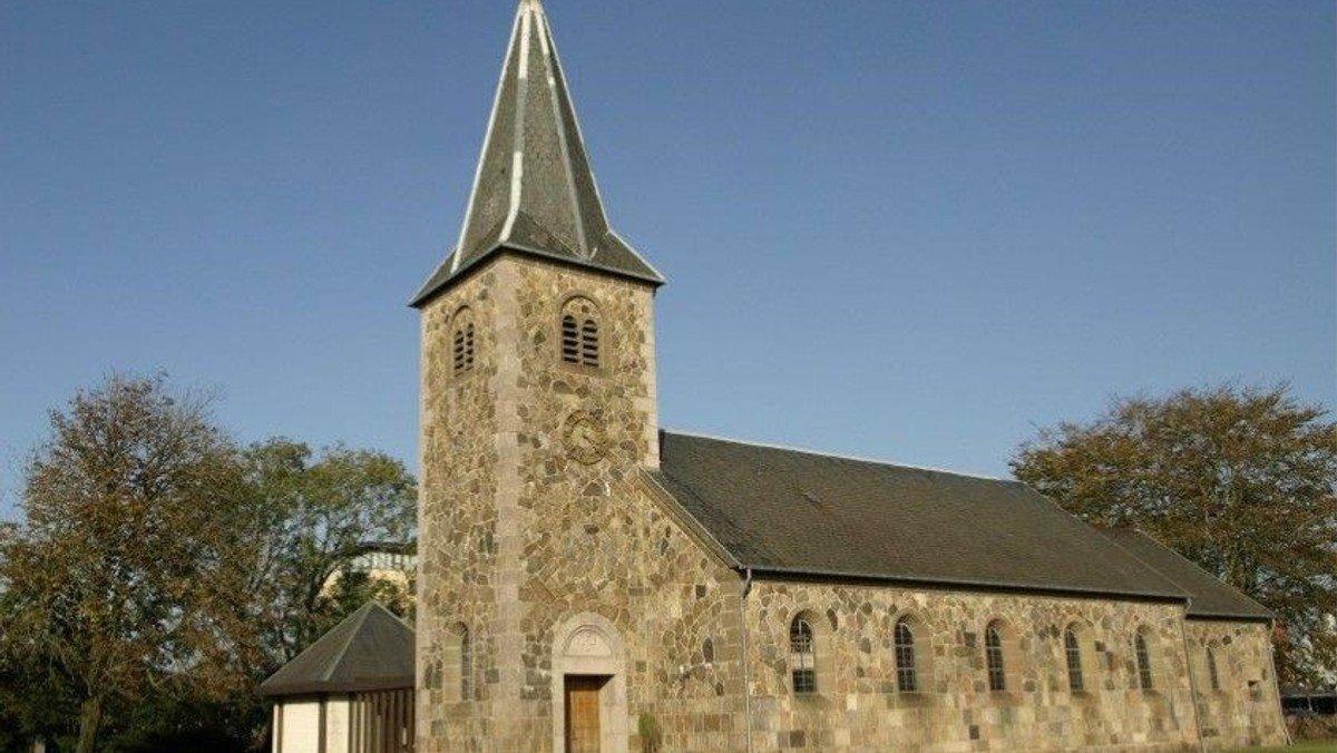 Gudstjeneste i Vildbjerg kirke