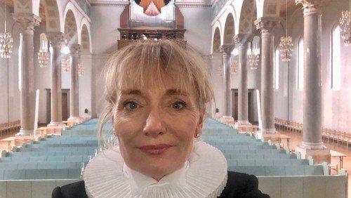 Online gudstjeneste ved Kathrine Lilleør
