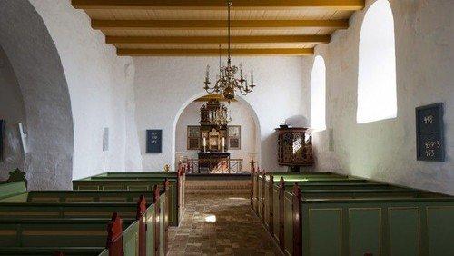 Gudstjeneste Rostrup kirke