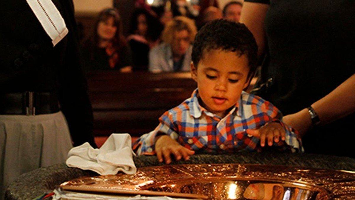 Drop in-dåb i Kristkirken
