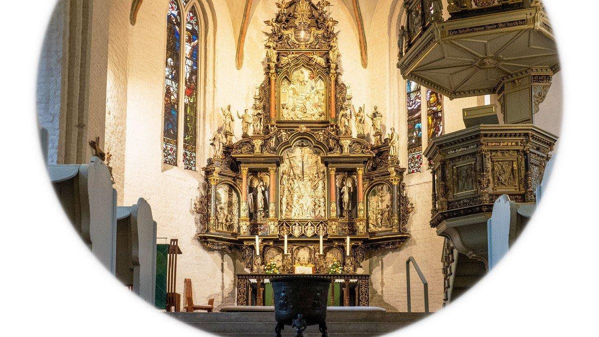 """""""Im Zoom 1.0"""" -  Der Altar in Bildern, Tönen und Worten"""