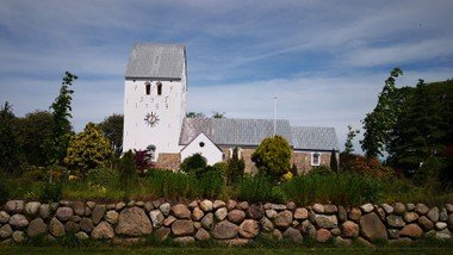 Højmesse med nadver i Hellevad Kirke
