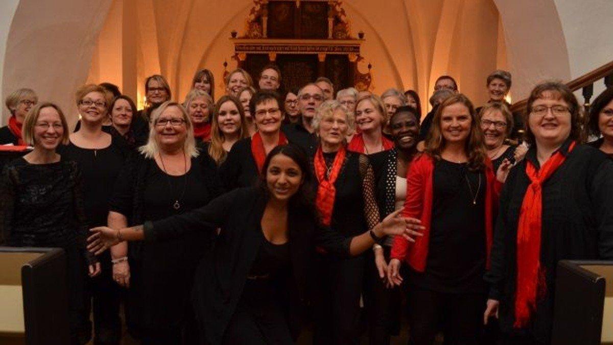 Harte Gospelkors adventskoncert