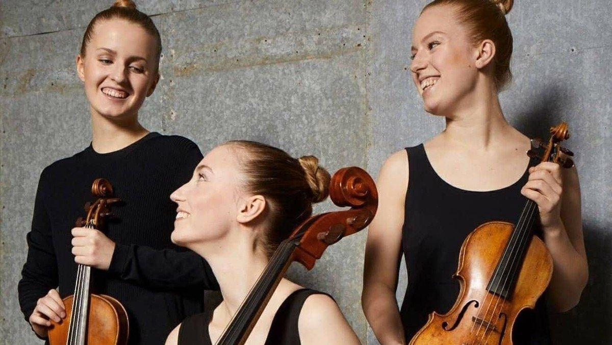 Koncert i Harte kirke med Trio col Basso