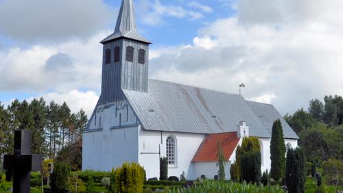 3. søndag efter påske Burkal Kirke