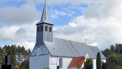 Kristi Himmelfartsdag Burkal Kirke