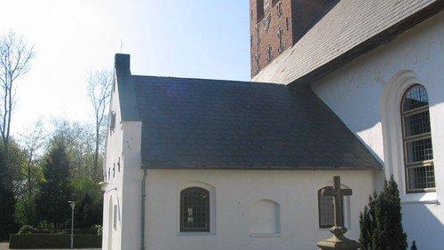 Fyraftensgudstjeneste Bylderup Kirke
