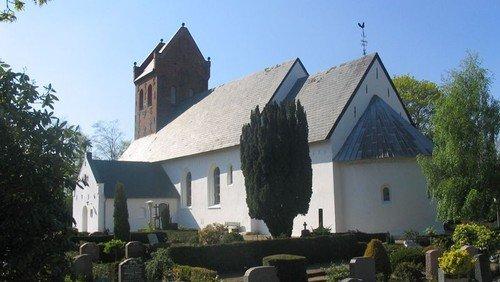 6. søndag efter påske Bylderup Kirke