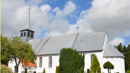 Trinitatis søndag Burkal Kirke