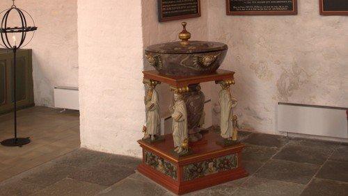 Dåbsjubilæum og stjernestund Burkal Kirke