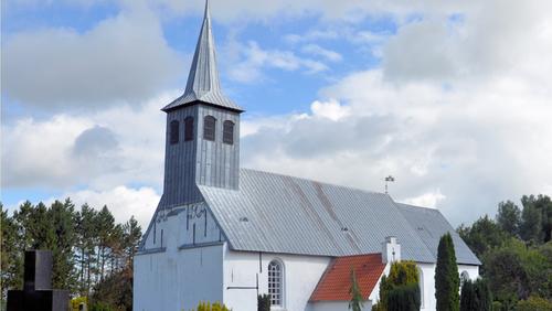 1. søndag efter Trinitatis Burkal Kirke