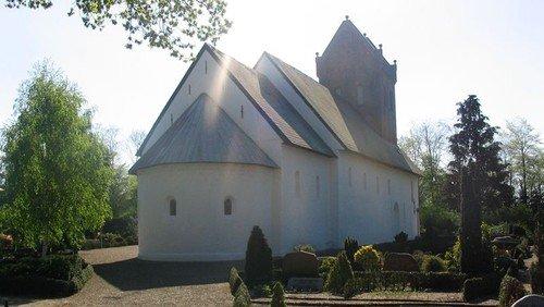 2. søndag efter Trinitatis Bylderup Kirke