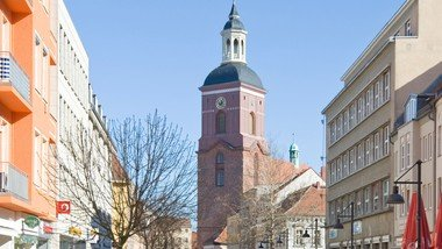 Gottesdienst in St. Nikolai
