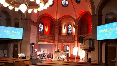 Gottesdienst (Kirche und Online)