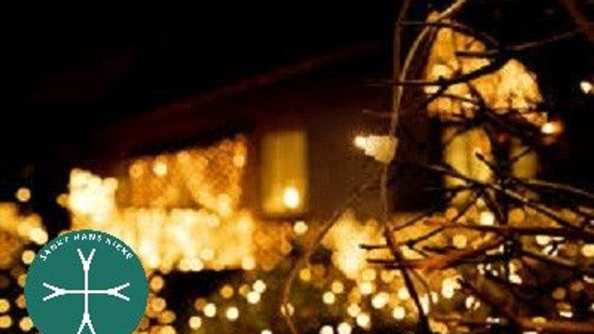 Musik i mørket -julekoncert med Konservatoriets sangstuderende