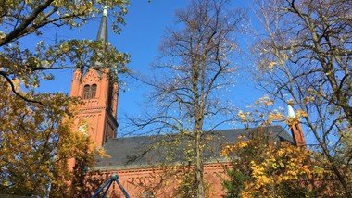 Audio-Gottesdienst aus www.evkg-rixdorf.de