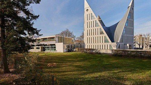 Offene Kirche in der Dreieinigkeitskirche