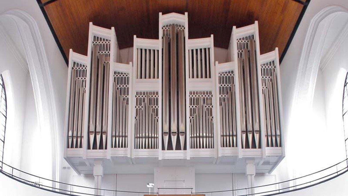 Konzert zum Orgeljubiläum