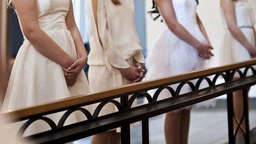 Konfirmation i Klosterkirken