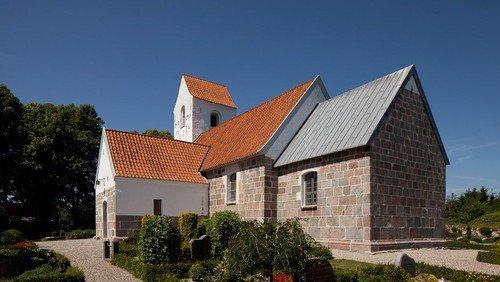Gudstjeneste Oue kirke