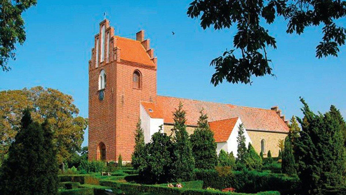 Radiotransmission fra Vejby kirke UP