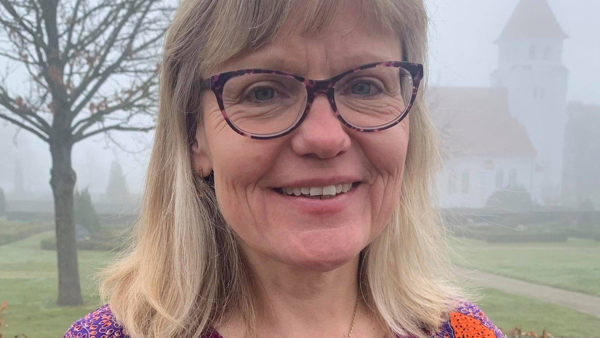 Gudstjeneste v. Kristina Nilsson