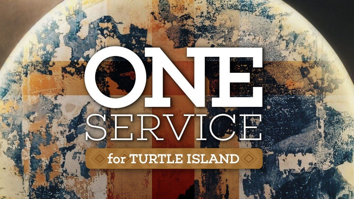 One Service - all of us in Western Washington worship together