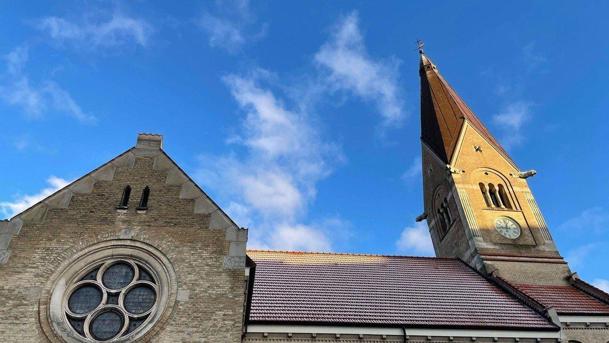 Generalforsamling i Hellerup Kirkekreds