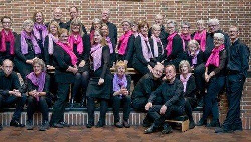 20-års jubilæumskoncert og reception med Koret Dialis