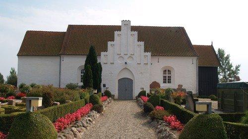 Gudstjeneste i Adsbøl Kirke