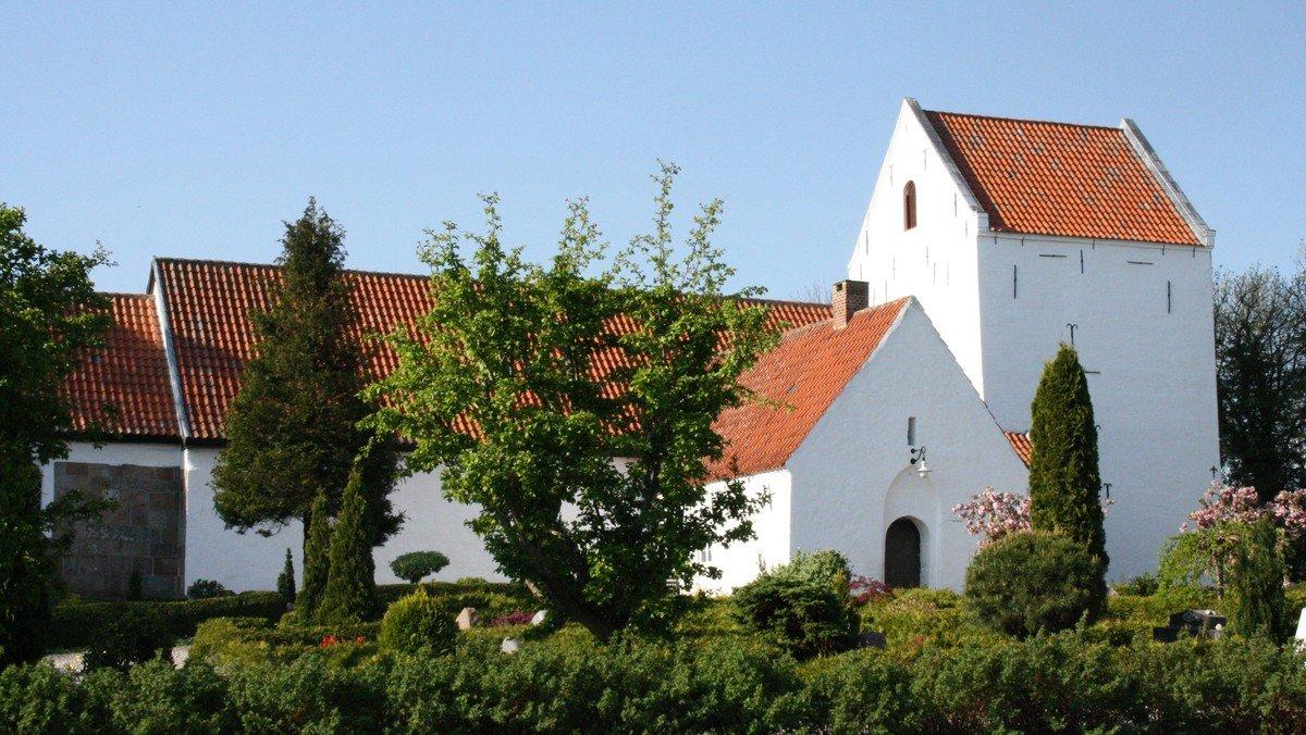 AFLYST p.g.a. konfirmation i valgmenigheden Gudstjeneste Fjellerup - Kr. Himmelfartsdag