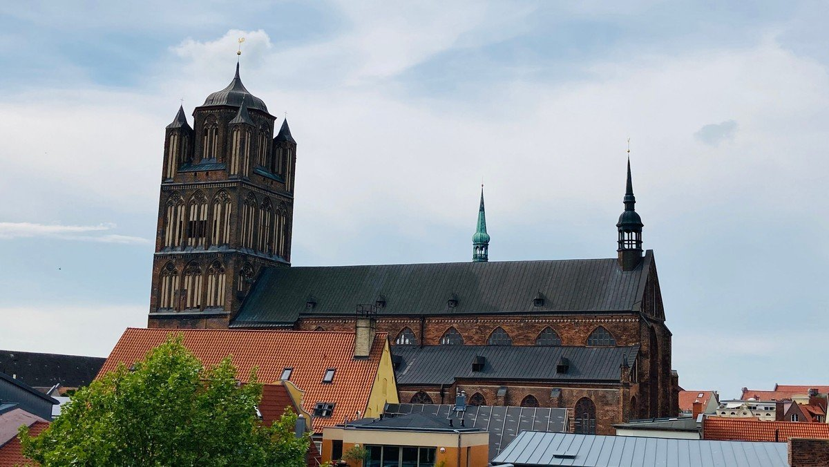 Verschoben - Ökumenischer Gottesdienst zur Eröffnung der Pilgerkapelle St. Jakobi