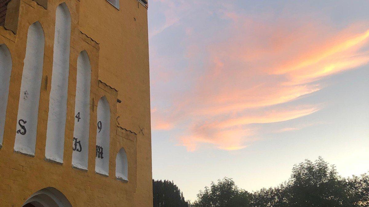 Meditationsgudstjeneste i Tjæreby kirke d. 14. april 2021 kl. 19.30