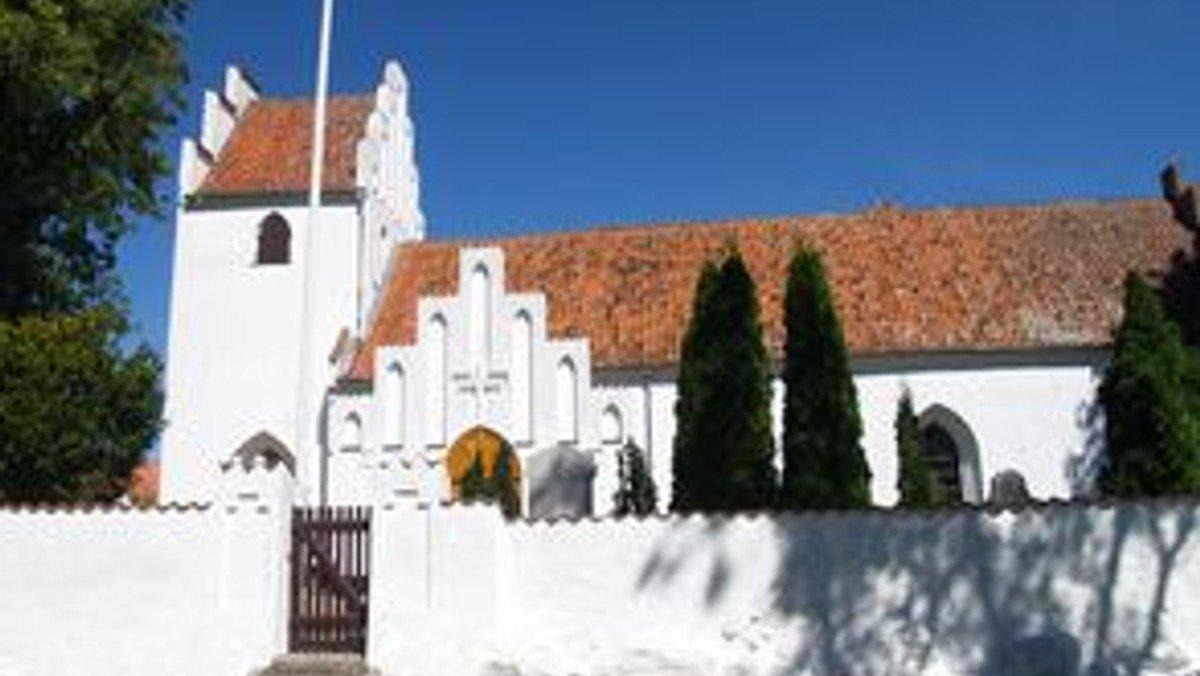 Konfirmation i Venslev kirke d. 16. maj 2021 kl. 10.30