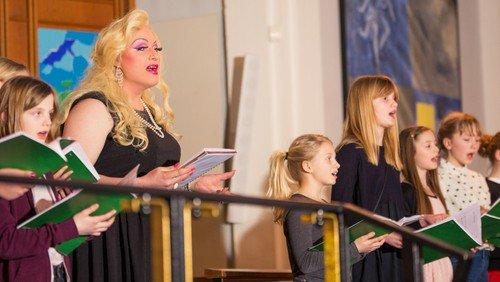 BørnePride med Ramona i Enghave Kirke