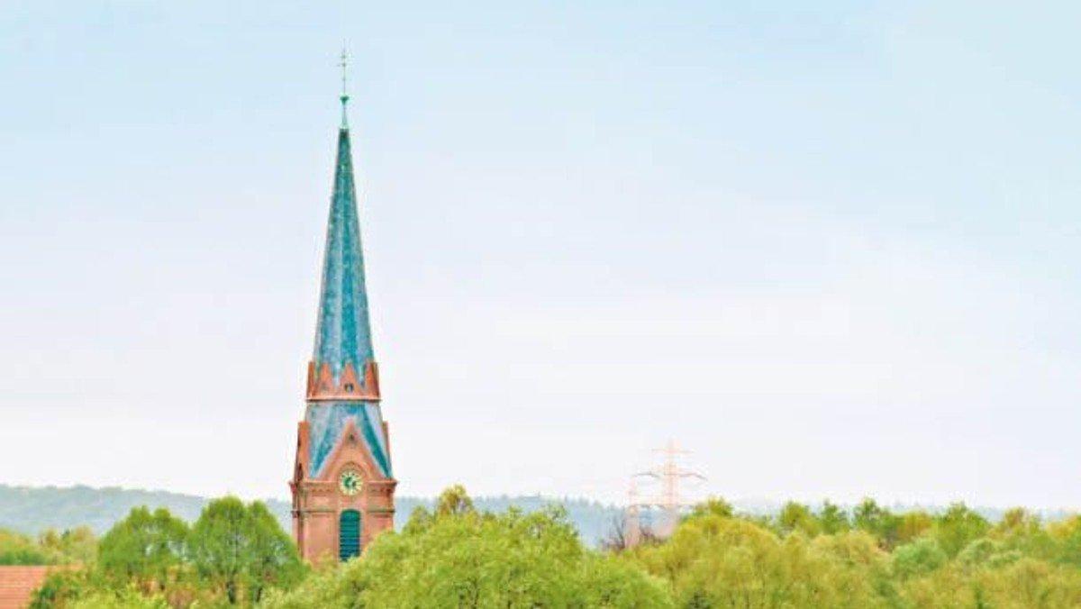 Gottesdienst in St. Gertrud
