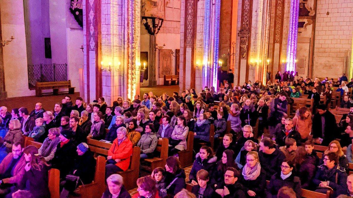 Churchnight für Konfirmand:innen - die Reformation geht weiter!