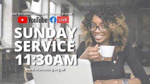 Midday Sunday Worship Service